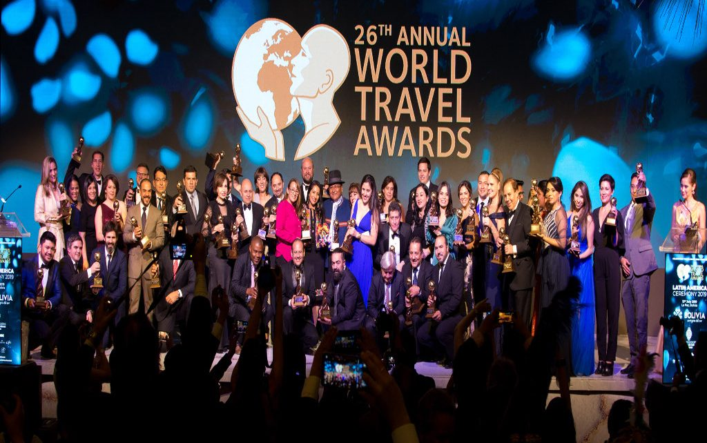 vencedores do World Travel Awards