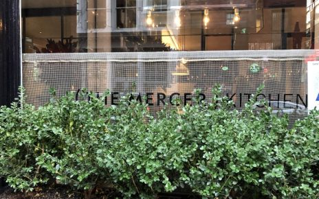 Mercer Kitchen SoHo NYC