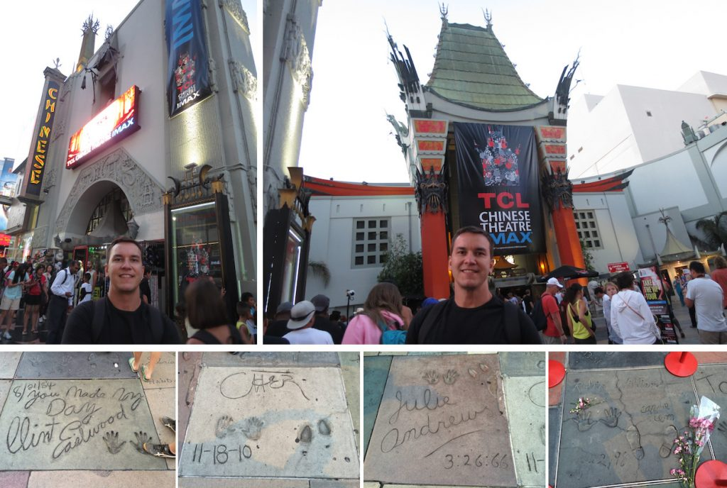 Chinese Theatre Los Angeles