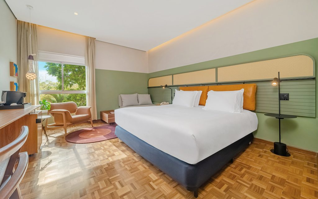 primeiro hotel Tapestry Collection no Brasil